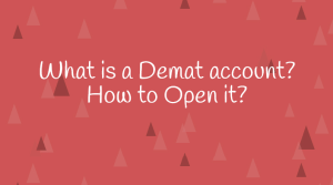 what is a demat account?